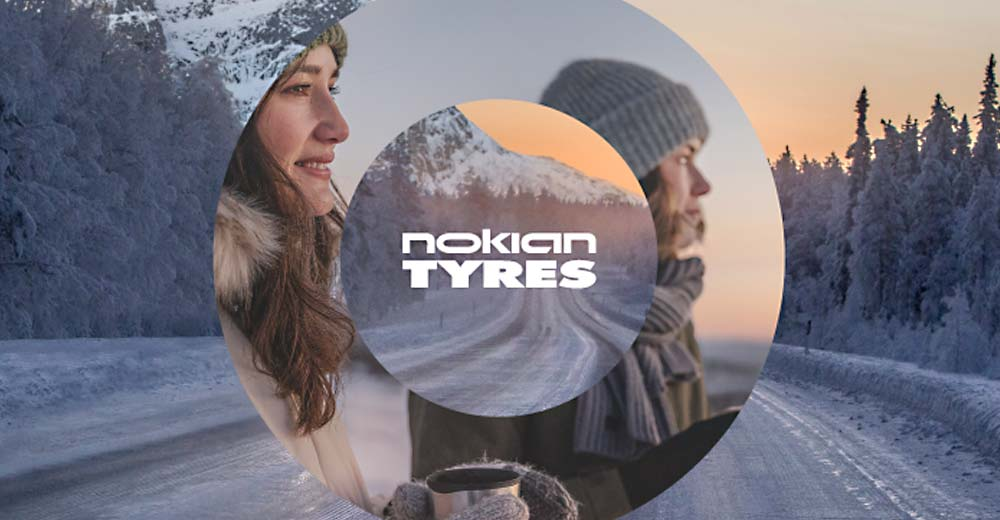 NOKIAN téligumi promóció 2021-ben is!